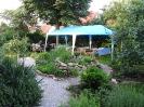 Der Garten ist für die Schulklassen gerichtet